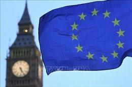 Anh và EU đàm phán xuyên đêm để hoàn tất thỏa thuận thương mại