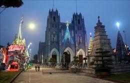 Sắc màu Giáng sinh tại xứ đạo Nam Định