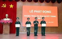 Bộ đội Biên phòng TP Hồ Chí Minh nỗ lực thực hiện 'nhiệm vụ kép'