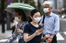 Tokyo ghi nhận số ca mắc mới COVID-19 trong một ngày cao nhất