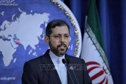 Iran cảnh báo hành động mạo hiểm của quân đội Mỹ và đồng minh tại vùng Vịnh
