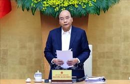 Thủ tướng yêu cầu nâng cao chất lượng xây dựng, hoàn thiện pháp luật