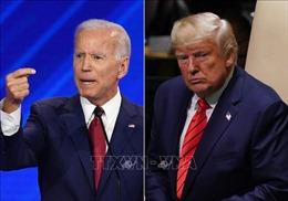 Ông Trump và ông Biden vận động cho cuộc bầu cử Thượng viện tại Georgia