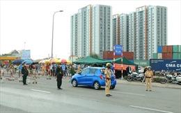 Công an Thành phố Hồ Chí Minh: Quyết liệt chống dịch, ngăn chặn tội phạm