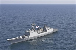 Hàn Quốc điều đơn vị chống cướp biển tới Eo biển Hormuz