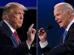 Ông D.Trump và ông J.Biden 'dồn sức' cho các ứng cử viên vào Thượng viện