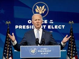 Nước Mỹ khép lại cuộc bầu cử bất thường