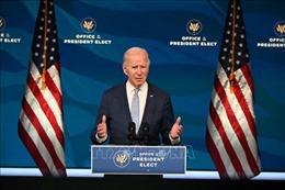 Tổng thống đắc cử Mỹ cam kết thúc đẩy các biện pháp khôi phục nền kinh tế