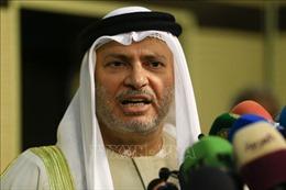 Ngoại trưởng UAE: Cần thêm thời gian để xây dựng lòng tin với Qatar