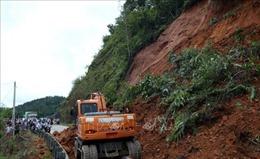 Nguy cơ sạt lở đất và ngập úng cục bộ khu vực Bắc Bộ và Thanh Hóa