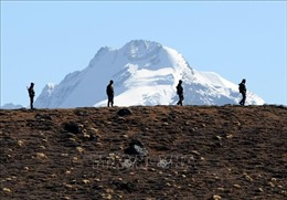 Ấn Độ hy vọng đàm phán giải quyết vấn đề biên giới với Trung Quốc