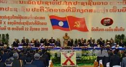 Đại hội lần thứ XI Đảng Nhân dân Cách mạng Lào - Bài 1: Khẳng định vai trò lãnh đạo công cuộc giải phóng, xây dựng đất nước