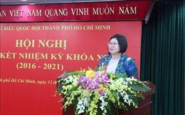 Đoàn ĐBQH TP Hồ Chí Minh có nhiều đóng góp tích cực vào hoạt động của Quốc hội