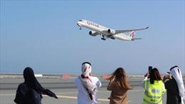 Saudia Arabia, Qatar nối lại đường bay thẳng