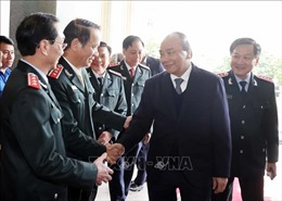 Thủ tướng dự Hội nghị triển khai nhiệm vụ năm 2021 của Thanh tra Chính phủ