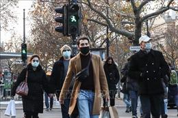 Thủ đô Berlin của Đức áp đặt lệnh cấm đi ra ngoài bán kính 15 km