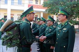 Bộ đội Biên phòng tỉnh Bình Định hỗ trợ Kiên Giang phòng, chống dịch COVID-19