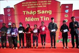 Đa dạng các hoạt động triển khai mô hình 'Thắp sáng niềm tin' tại tỉnh Quảng Ngãi