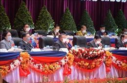 Đại hội lần thứ XI Đảng Nhân dân Cách mạng Lào - Bài cuối: Đổi mới toàn diện trên con đường tiến lên CNXH