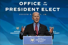Tổng thống đắc cử Joe Biden công bố gói kích thích kinh tế 1.900 tỷ USD
