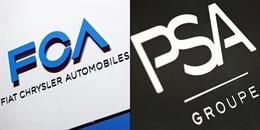 PSA và Fiat Chrysler chính thức sáp nhập thành tập đoàn ô tô lớn thứ 4 thế giới