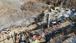 Trung Quốc giải cứu thợ mỏ mắc kẹt trong hầm