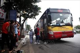 Hà Nội điều chỉnh lộ trình 19 tuyến xe buýt để phục vụ Đại hội Đảng