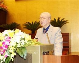 Tổng Bí thư, Chủ tịch nước Nguyễn Phú Trọng: Bầu cử đại biểu Quốc hội và HĐND các cấp - đợt sinh hoạt dân chủ sâu rộng trong nhân dân