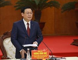 Bí thư Thành ủy Hà Nội Vương Đình Huệ: Ngày bầu cử phải là ngày hội của toàn dân