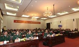 Bộ Quốc phòng gặp mặt đại biểu Quân đội dự Đại hội XIII của Đảng