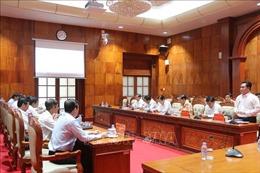 Khẩn cấp ứng phó diễn biến phức tạp của xâm nhập mặn ở Tiền Giang
