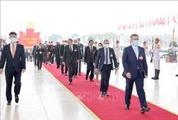 Đại hội XIII có số lượng đại biểu tham dự đông nhất trong 13 kỳ Đại hội của Đảng