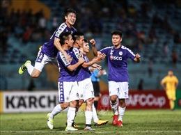 Xác định đối thủ của Hà Nội FC và Sài Gòn FC tại AFC Cup 2021