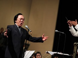 Vĩnh biệt Giáo sư, NSND Trung Kiên - Cây đại thụ của âm nhạc Việt Nam