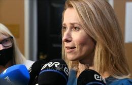Điện mừng tới Thủ tướng Estonia