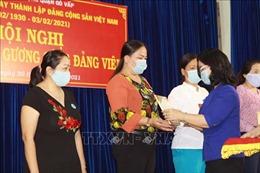 Công đoàn TP Hồ Chí Minh tuyên dương gương sáng đảng viên