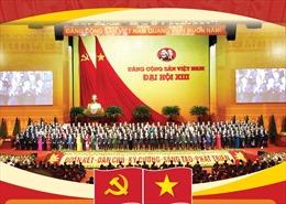 Đại hội XIII của Đảng thành công rất tốt đẹp