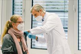 Đức xây dựng kế hoạch tiêm chủng vaccine ngừa COVID-19 trên toàn quốc
