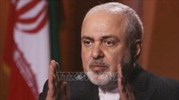 Iran kêu gọi EU phối hợp đưa Mỹ tham gia trở lại thỏa thuận hạt nhân