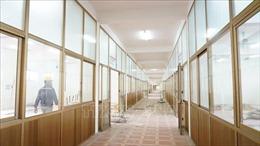 Bệnh viện dã chiến số 3 của Hải Dương dự kiến hoàn thành ngày 6/2