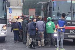 Hà Nội: Ra quân xử phạt những người không đeo khẩu trang nơi công cộng