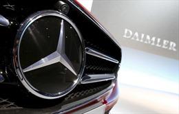 Tập đoàn ô tô Daimler AG công bố kế hoạch cải tổ, đổi tên thành Mercedes-Benz