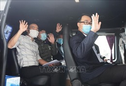 Đoàn bác sĩ Đà Nẵng lên đường chi viện cho Gia Lai