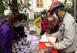 'Phiên chợ Tết không đồng' hỗ trợ 1.000 hộ dân có hoàn cảnh khó khăn