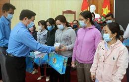 Tết ấm áp, nghĩa tình với người lao động khó khăn ở Kiên Giang