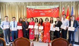 Đầm ấm Tết cộng đồng mừng Xuân Tân Sửu tại Singapore