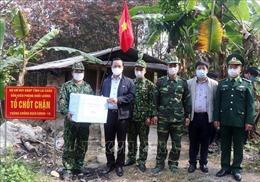 Ấm áp Tết cho người nghèo ở vùng biên giới Lai Châu