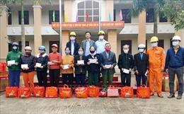Quảng Bình: Tết ấm đến với công nhân, lao động khó khăn