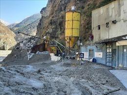 Vụ vỡ sông băng ở Ấn Độ: Tìm thấy 28 thi thể nạn nhân, 178 người vẫn mất tích