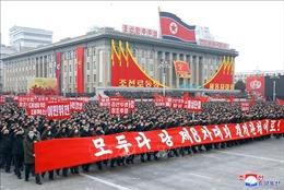 Đảng Lao động Triều Tiên tổ chức hội nghị trung ương